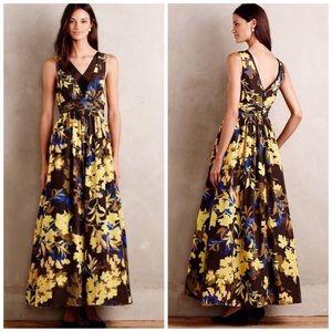 Anthropologie Moulinette Soeurs Vendela Maxi Dress